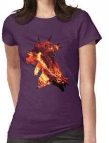 Typholsion used inferno Womens Fitted T-Shirt