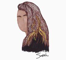 Faceless Sarah by JasmineMDeLeon