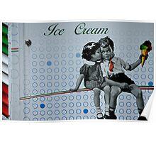 Nice Cream Poster