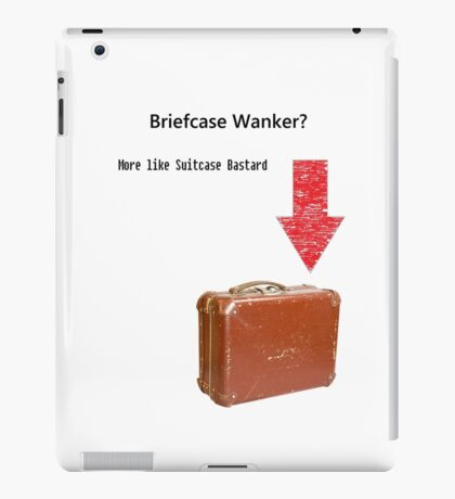 Inbetweeners Parody iPad Case/Skin