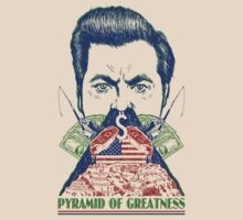Pyramid of Greatness T-Shirt