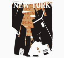 The New Yorker by malfunkt10n