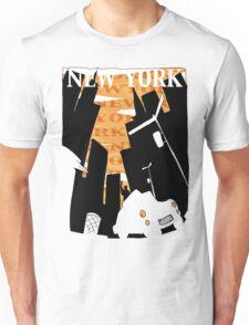 The New Yorker Unisex T-Shirt