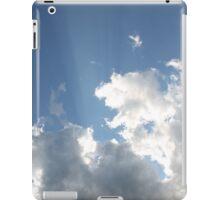 Clouds & Rays iPad Case/Skin
