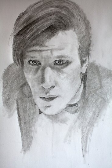 The Eleventh Doctor by jillohjill
