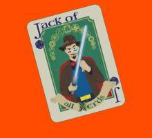 Jack of all Nerds Kids Tee