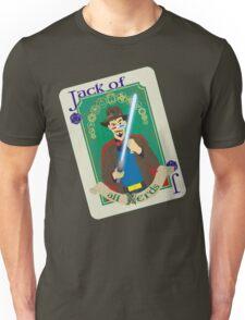 Jack of all Nerds Unisex T-Shirt