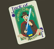 Jack of all Nerds Unisex T-Shirt