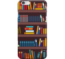 Book pattern iPhone Case/Skin