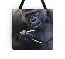 Chop-sticks are not for everyone Tote Bag