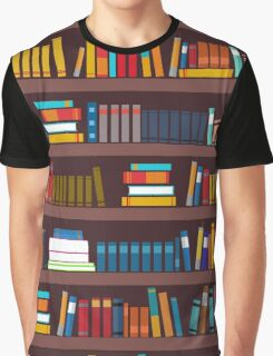 Book pattern Graphic T-Shirt