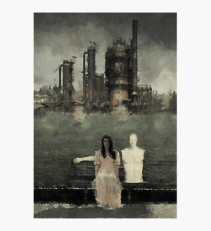 Significant Other - Conceptual Grunge Photographic Print