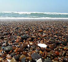 Surf Beach 2 by Inga McCullough