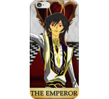 CODE GEASS - Emperor Lelouch iPhone Case/Skin