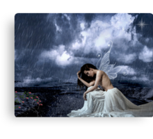 Silent Reverie..... Canvas Print