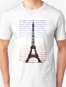 A French Phrase T-Shirt