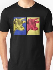 Two coloured cows T-Shirt