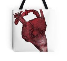 Plague Doctor Mask Tote Bag