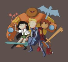 Bravest Warriors 2 by paradoxwhirl
