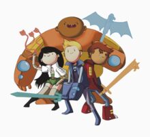 Bravest Warriors 2 Kids Clothes