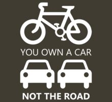 Your Own A Car - Not The Road (dark) by KraPOW