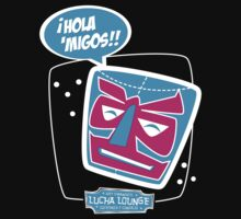 Hola 'Migos!  Rey Swanko's Lucha Lounge by ProductofSloth