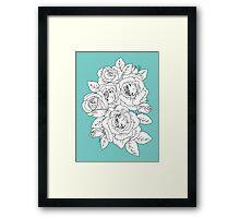 Rose Buds Framed Print
