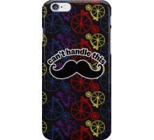A Rather Dapper Ride iPhone Case/Skin