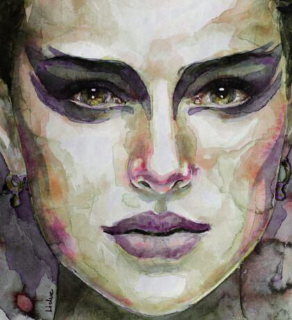 Black Swan - Natalie Portman Sticker