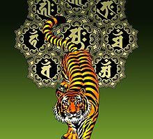 Tiger Bonji by kuuma