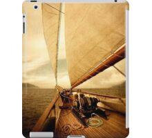 SHIP, Nautical iPad Case/Skin