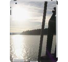 Boat sea pirate iPad Case/Skin