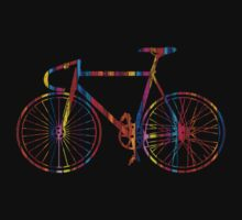 Rainbow Bike T-Shirt