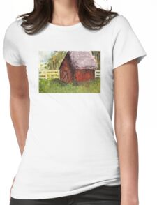 Barn Womens Fitted T-Shirt