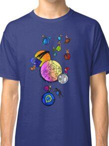 Pick a planet Classic T-Shirt