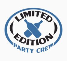 Limited Edition Party Crew by Style-O-Mat
