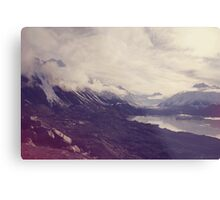 New Zealand, winter Metal Print
