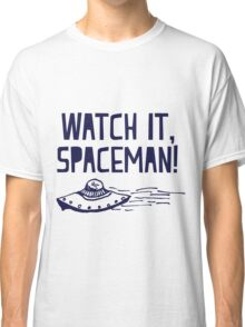 Donna and the Spaceman Classic T-Shirt