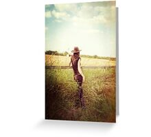 Ranch Dressing Greeting Card