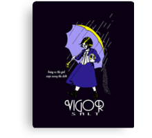 Vigor Salt Canvas Print