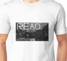 Read Read Read Unisex T-Shirt