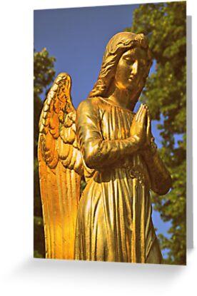 Golden Angel by BirgitHM
