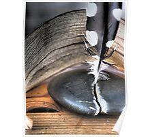 Marmorstein und Eisen bricht Poster