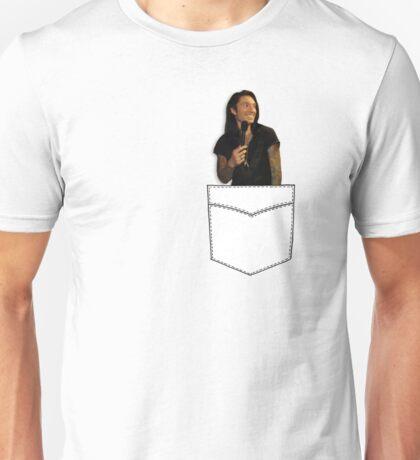 Jake In A Pocket Unisex T-Shirt