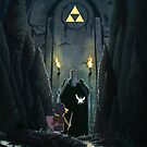 Legend of Zelda by Nicolas Rix