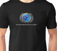 Confederation Planet Unisex T-Shirt
