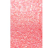 coral pink Photographic Print