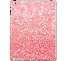 coral pink iPad Case/Skin