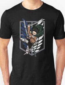 Shingeki no Kyojin Attack on Titan Unisex T-Shirt