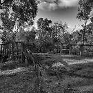 Rickety Old Bridge by djzontheball